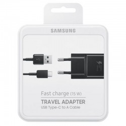 Travel Adapter tipo C, carga rapida Samsung Original